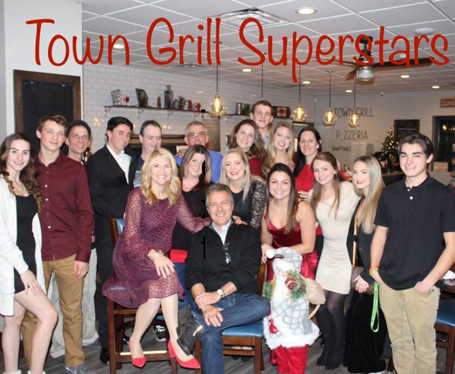 town grill & pizzeria staff